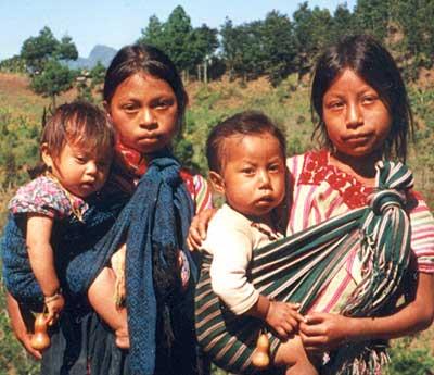 indianer süd und mittelamerikas